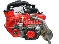 FIAT 126 / 500 classic renovated retro engine 650 cc / Complete unit RED