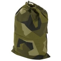 Genuine Swedish army M90 camouflage Bag NEW