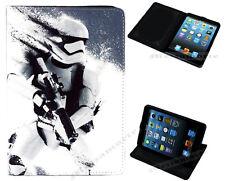 STAR Wars Battaglia Frontale Storm Stormtrooper Case Cover per Apple iPad 1 2 3 Mini