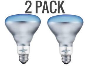 2 PACK Philips 415281 75-Watt BR30 Incandescent Agro Plant Grow Flood Light Bulb