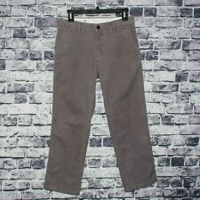 APOLIS Global Citizen Men's Utility Chino Pants Gray Tan Size 29x25 Short