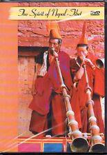 THE SPIRIT OF NEPAL-TIBET - VARIOUS ARTISTS - DVD (NUOVO SIGILLATO)
