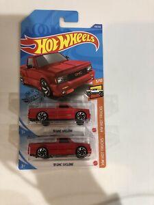 S 5/2 2020 Hot Wheels 91 GMC Syclone N Case New Model VHTF Lot of 2