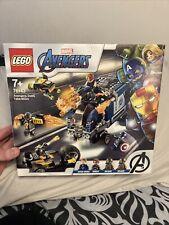 Lego Marvel Super Heroes Avengers Truck Take-down (76143) Brand New Sealed