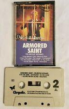 ARMORED SAINT Delirious Nomad - Cassette USA 1985