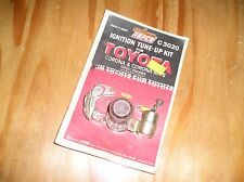 Toyota Corona Celica  Corolla Condenser Point Rotor ignition Tune Up Kit 1900cc