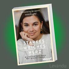 STARKES WEICHES HERZ | MADELEINE ALIZADEH (DARIADARIA) | Wie Mut und Liebe ...