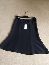 New Armani Ladies Skirt With Tag Authentic Size42(USA6)ColorBlack.Made In Italy.