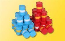 Kibri H0 39386 Decode Set Gasoline Barrels 32 Pieces