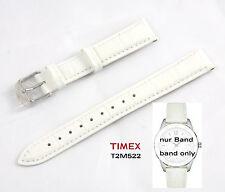 Timex Bracelet de Rechange T2M522 Sl Série Femme - 16mm - S'Adapter T2M520