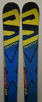 Skis parabolique Junior SALOMON X Race GS Junior + Fixations - 159cm / 166cm