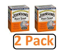 Johnson's Original FOOT SOAP 8 ct ( 2 pack )  Always Fresh !
