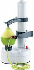 More details for electric automatic peeler apple fruit vegetable potato skin cutter kitchen tool