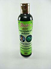 Jinda Thai Herbal Shampoo & Hair Conditioner Anti Hair Loss Damage free shipping