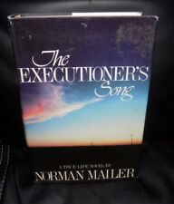 THE EXECUTIONER'S SONG by Norman Mailer 1979 First Edition Hardcover w/DJ !