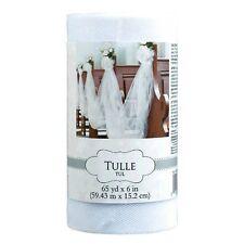Wedding Tulle Spool