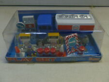 Lucky Esso Play Set Friction Powered Car