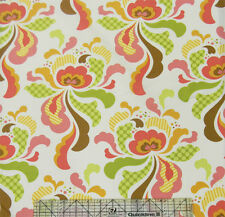 Free Spirit Heather Bailey Freshcut Groovy Fabric