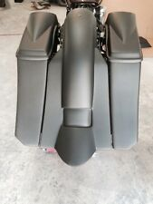 YAMAHA Road Star Extended Stretched bags & replacement fender & 6.5 lids 99 &up