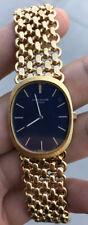Vintage Patek Philippe 18k Yellow Gold Ellipse 3577/1 Watch 84g