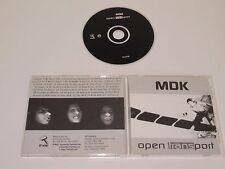 MDK/OPEN TRANSPORT(SPYMANIA SPY 008) CD ALBUM