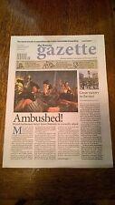 Rome 2 Total War - Newspaper Article / Advert