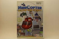 MiniCopter Adventure Flight (Nintendo Wii, 2008)