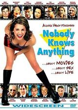 Nobody Knows Anything New DVD