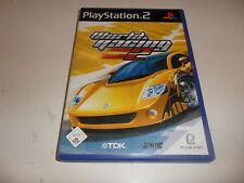 PLAYSTATION 2 PS 2 World Racing 2