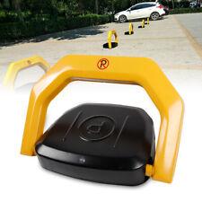 DHL Automatische Parkplatzsperre Parkraumschloss Parksperre mit 2 Fernbedienung