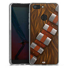 ZTE Blade V9 Silikon Hülle Case Handyhülle - Chewbacca