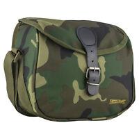 Nitehawk Camouflage Shooting/Hunting Shotgun Cartridge Storage Bag Ammo Case