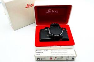 Leica R6.2 Camera complete in box