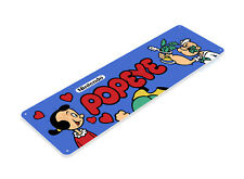 "TIN SIGN ""Popeye"" Arcade Shop Game Room Art Marquee Console Metal Decor A578 #"