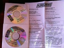 Radio Show: HARDRIVE! 4/4/04 LINKIN PARK, PUDDLE OF MUDD, JET, AUDIOSLAVE, UPO