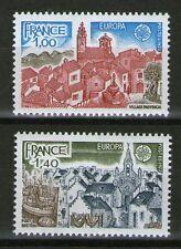 SERIE TIMBRES 1928-1929 NEUF XX LUXE - VILLAGE PROVENCAL ET PORT BRETON