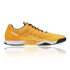 Chaussures orange Reebok pour fitness, athlétisme et yoga