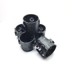 25 Stück Unterputzdosen Schalterdosen Gerätedose F-Tronic 61mm tief D= 60mm