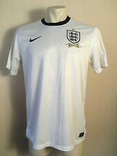 England national team 2012 - 2014 home football shirt jersey Nike size L soccer
