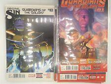 Guardians of the Galaxy Vol. 3 #.1,1-3,5-6,9-20,23-27 Marvel Comics 2013 FN/VFFL