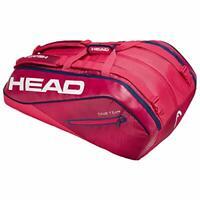 HEAD Tour Team Tennis Racket Bag, 12 Racket Monstercombi, RavenNavy