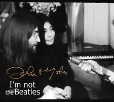 FREE US SHIP. on ANY 3+ CDs! NEW CD John Lennon, Yoko Ono: I'm Not The Beatles: