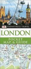 DK Eyewitness Pocket Map and Guide: London by DK Publishing (Paperback, 2016)