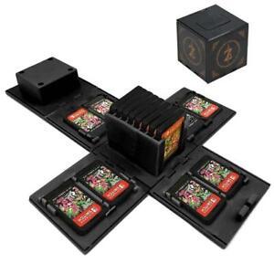 Zelda 16 in 1 Game Card Spielkarte-Aufbewahrungsbox Case für Nintendo Switch Neu