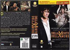 DELLAMORTE DELLAMORE (1994) vhs ex noleggio