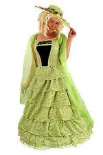 KOLONIAL Kostüm KLEID Barock BIEDERMEIER Südstaaten Civil War Damen Gr. 50, XL [