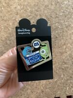 WDI - Monster's Inc. - Mike and Sulley to the Rescue Opening LE 500 - Disney Pin