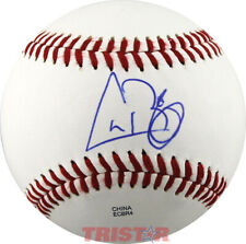 Cavan Biggio Signed Official MiLB Southern League Baseball TRISTAR - Blue Jays