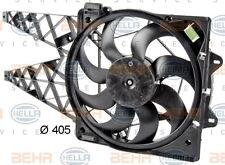 HELLA 8EW 351 042-631 FAN RADIATOR FITS FIAT DOBLO 1.6-2.0 JT WHOLESALE PRICE