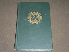 "1951 THE CANNON CLUB 5"" X 7 3/4"" YEARBOOK - PRINCETON - KD 2099P"